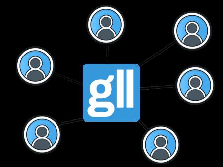 Gllonardi rete di collaboratori
